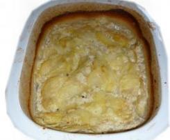 Kartoffelgratin für 5 Personen für 10 einfach doppelte Menge