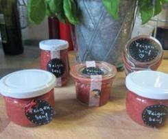 Fruchtig-scharfer Feigensenf