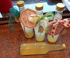 Zitronen-Ingwer-Likör