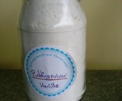 Vanille Puddingpulver (Vorratshaltung)