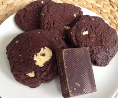 Cookies - Double Chocolate Chip Cookies