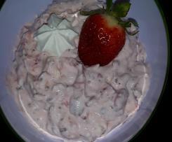 Erdbeer-Kokos-Baiser-Traum