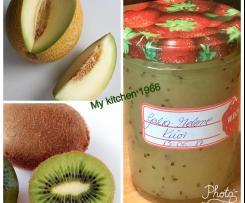 Melone - Kiwi - Marmelade