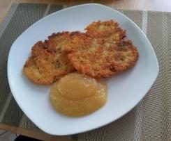 Kartoffelpuffer Gluten- und Eifrei