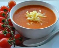 türkische Tomatensuppe