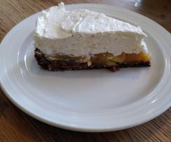 Joghurtbombe als Torte