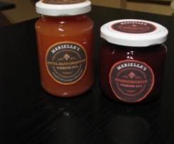 Apfel-Blutorangen-Marmelade