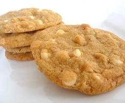 Cookie mit Macadamia und weiße Schokolade (SUBWAY)