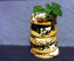 Frischkäse - homemade - in vielen Varianten