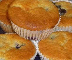 Heidelbeer-Joghurt Muffins