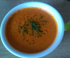 Mumpfies leckere Tomatensuppe