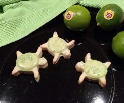 Caipirinha-Schildkröten, Plätzchen