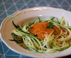 Schnelle Tomatensoße (Paleo)