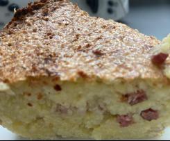 Bräterkuchen / Döppekooche / Dippelappes / Dippekuchen
