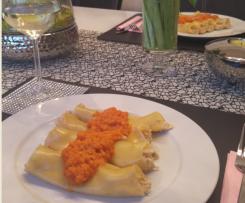 Pilz-Cannelloni