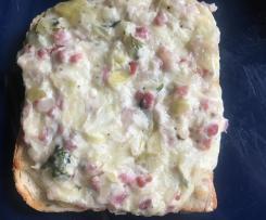 "Toast ""Elsässer Art"""