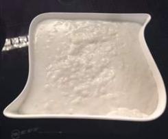 leichter Kokosnuss Milchreich (vegan)