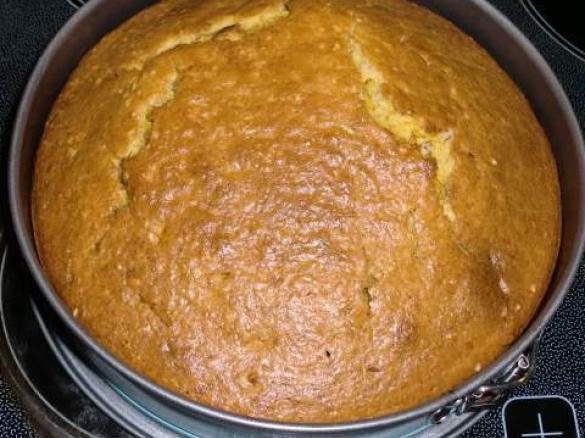 Kurbis Nuss Kuchen Saftig Von Physiogirl101 Ein Thermomix