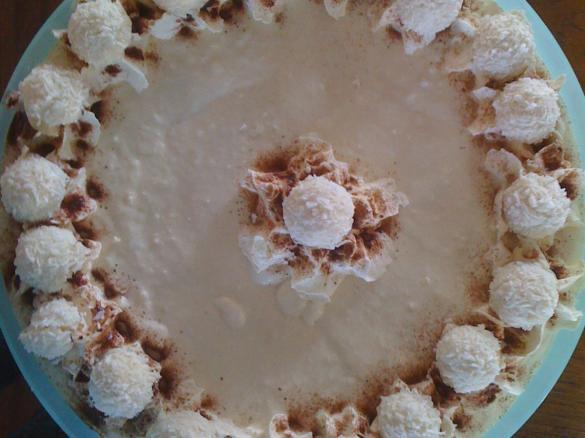 Raffaello Torte Von Thermobea Ein Thermomix Rezept Aus Der