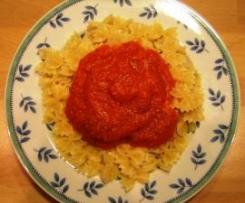 Spaghettisoße ohne Tüte