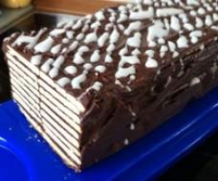Kalter Hund - Retro Kuchen