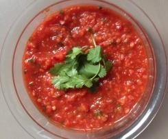 frische Tomaten Salsa