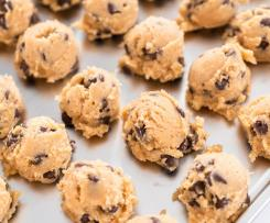 Cookie Dough mit Topping
