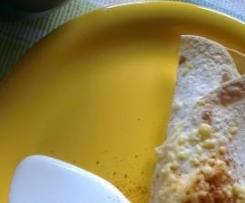 Überbackenen Enchilada WW
