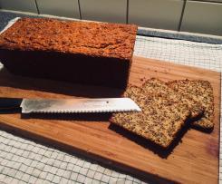 Möhren-Eiweiß-Brot von den Ernährungs-Docs aus dem NDR