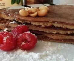 Protein / Eiweiß  Pfannkuchen