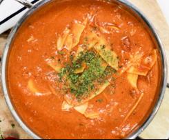 Lasagnesuppe Veggie (WW)