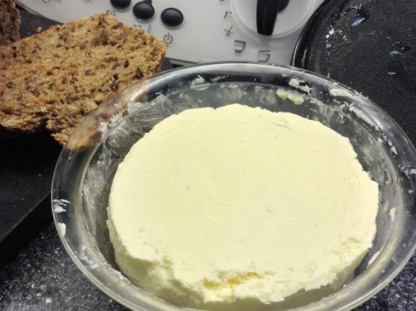Butter Fix Selber Machen Von Sonnenfix Ein Thermomix Rezept Aus