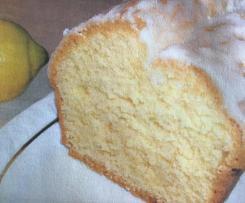 Zitronenkuchen nach Großmutters Rezept