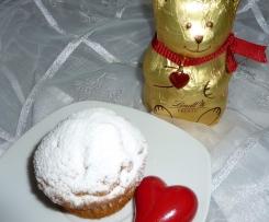 Christstollen - Muffins
