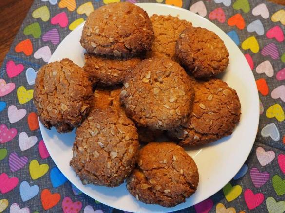 Hafer kokos kekse rezept