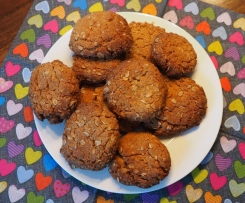Kokos-Hafer-Kekse