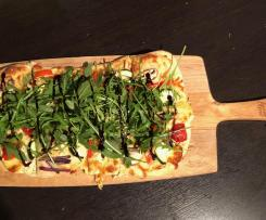 Pizza Bianco (vegetarisch)