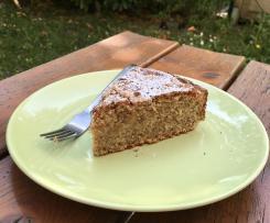 Gato / Tarta Almendra (Mallorquinischer Mandelkuchen)