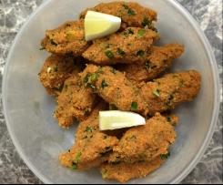 Çiğ Köfte türkische Cig Köfte mit Bulgur vegetarisch vegan