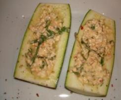 Zucchini (gefüllt)