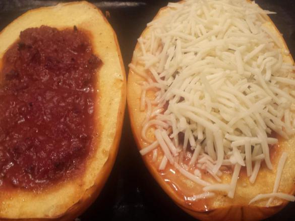 Spaghettikurbis Bolognese Von Hefezopfle Ein Thermomix Rezept Aus