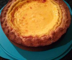 Topfen-Zitronen Kuchen