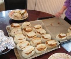 Dänische Pasteten-Brötchen
