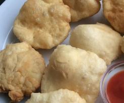 Frittierte Minipizzen (Pizette alla napoletana)