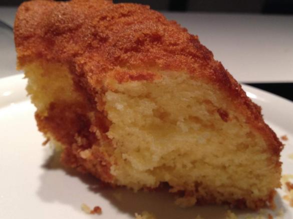Weisser Schokoladenkuchen Von Kochbanause Ein Thermomix Rezept Aus