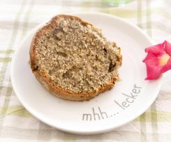 Apfel-Mohn Kuchen
