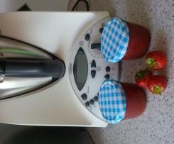 Low carb, SIS, Fruchtaufstrich mit Konjakmehl - Super einfach