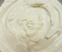 Gerrys etwas anderer Aperitif  -  Limoncello-Eis mit Sekt