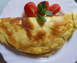 Hackfleisch-Zucchini-Pfannkuchen