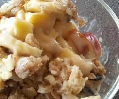 Mein bestes Müsli oder Porridge der etwas anderen Art